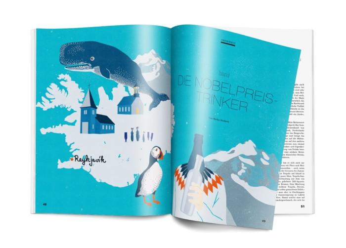 Mixology – Magazin für Italien 2018 Trinkwelt Frankreich Editorial Illustration Berliner Illustrator Berliner Illustratorin Inga Israel ingaisrael.de Mixology Bar Awards Bar Convent Berlin