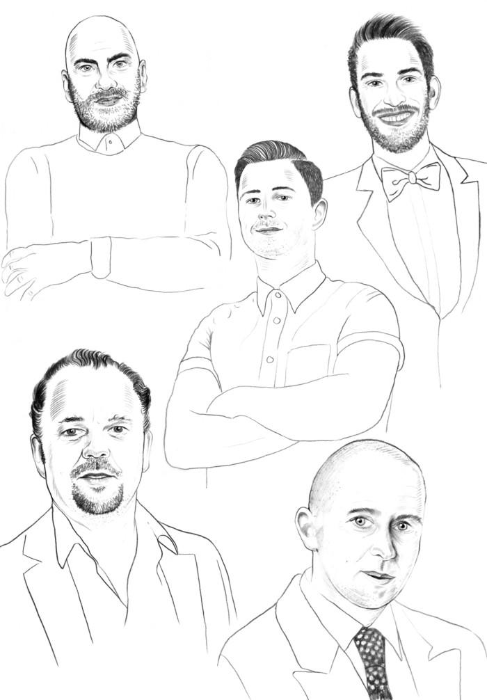 Inga Israel ingaisrael.de Portraits  für die Rubrik Meinung im Mixology – Magazin für Barkultur