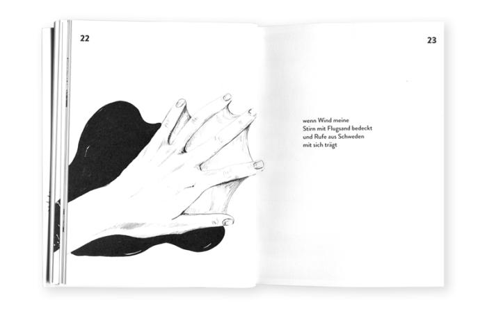 Strand Vakant – Ein Ostseebuch Illustration und Layout Inga Israel ingaisrael.de