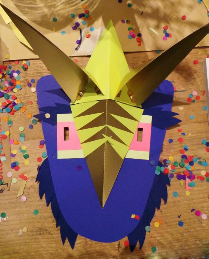 Inga Israel (Gestaltung) Maskenworkshop