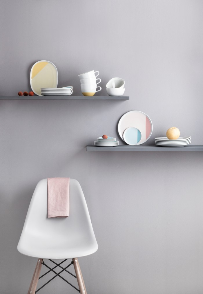 kahla porzellan colour shades inga israel illustration grafikdesign. Black Bedroom Furniture Sets. Home Design Ideas