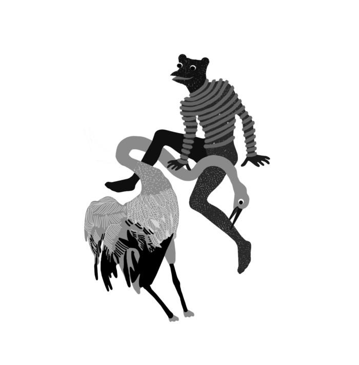 Ufos Über Wien Illustrator Illustratorin Berlin Inga Israel ingaisrael.de Illustration Satz und Layout Illustratorin Berlin Editorialillustration Roman Israel Schriftsteller Lyrikband Kurzgeschichten