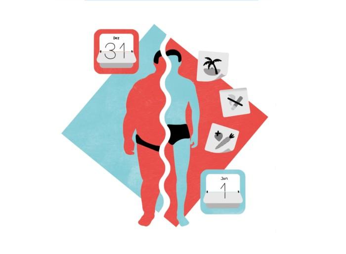 PsychologieHeute 8/2018 Illustration Editorial Illustration Inga Israel ingaisrael.de Alles zu meiner Zeit Timing das richtige Timing Titelillustration