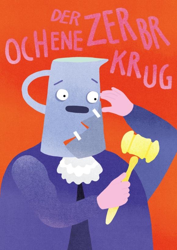 Der zerbrochene Krug — Theater Rudolstadt