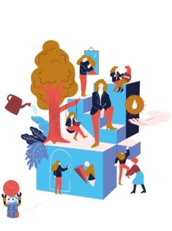 New Work – Unternehmerin Magazin